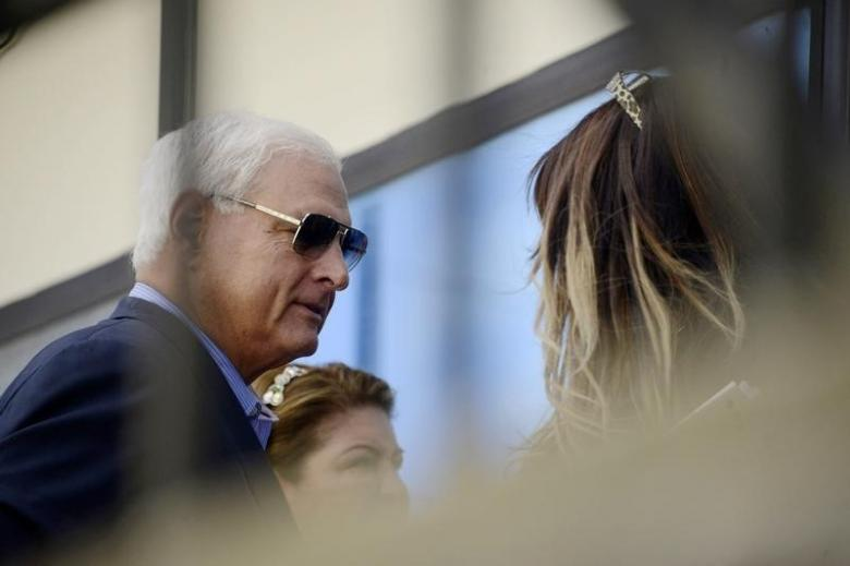 Interpol Issues Arrest Notice for Ex-Panamanian President Martinelli