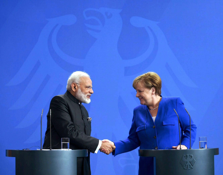 Modi And Merkel Put India Eu Free Trade Agreement Back On The Agenda