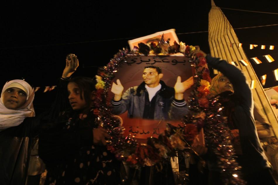 Tunisian Vendor Self-Immolates, Protestors Clash With Police