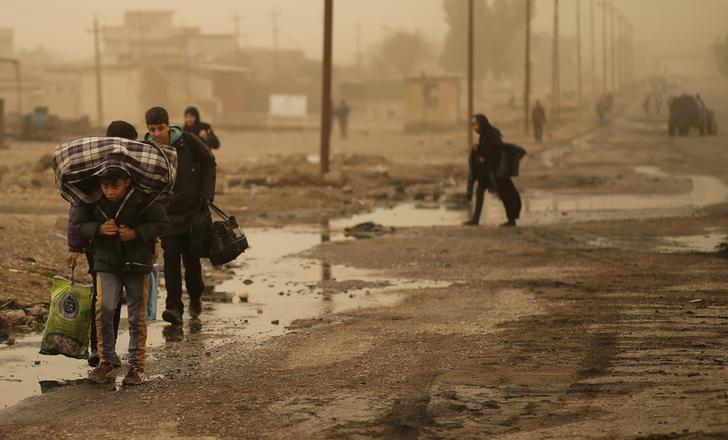 Up to 200,000 More Could Flee Mosul as Fighting Intensifies, Says UN