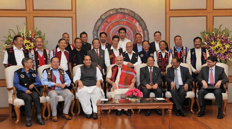 Centre Set to Take Naga Peace Talks Beyond NSCN (IM)