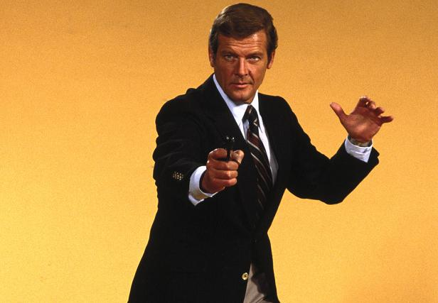 Remembering Roger Moore, the Suave James Bond With the Raised Eyebrow