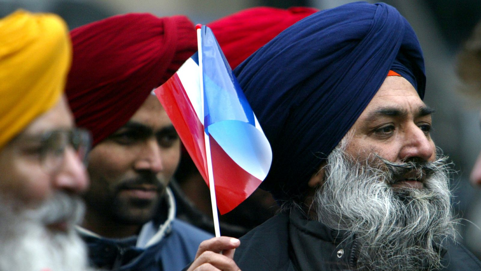 France's Sikh Minority Looks Set to Vote Against Marine Le Pen
