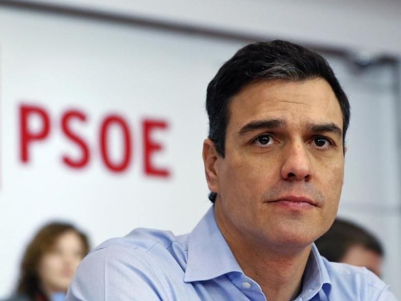 Hardliner Sanchez Reelected by Spain's Socialists in Leadership Vote