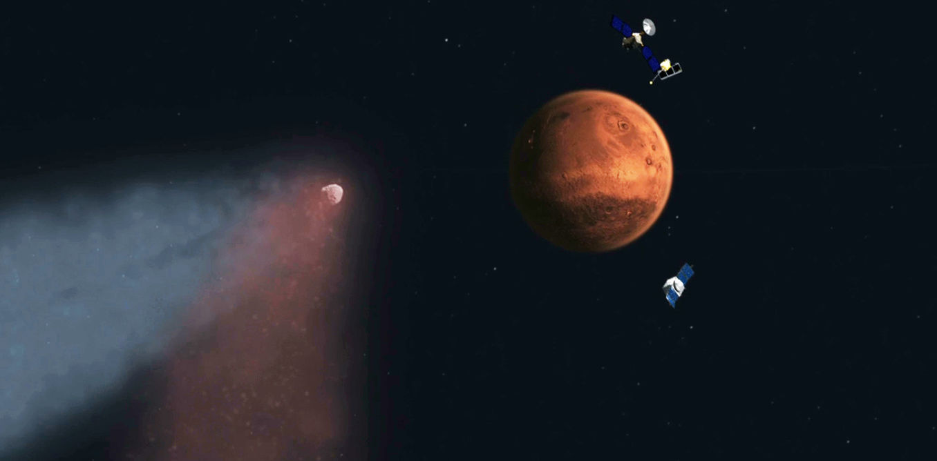 Japanese Space Agency's Mission Aims to Uncover How Moons of Mars Formed