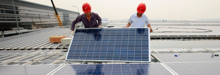 Why India and China Are Driving the 'Global Green Shift'