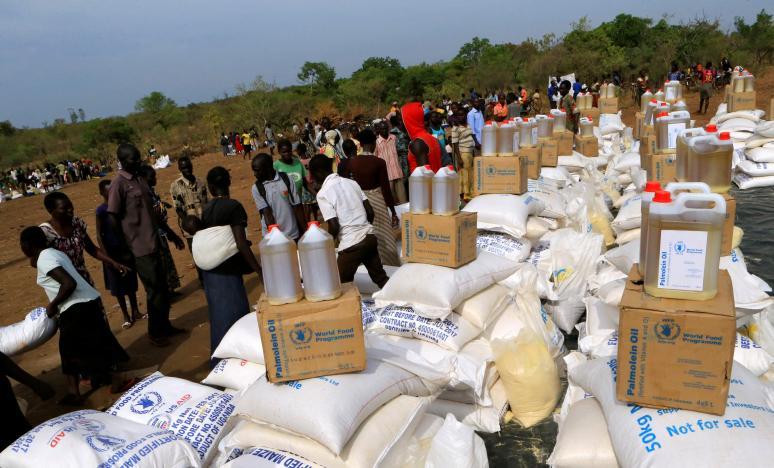 UN Scraps Rations for South Sudan Refugees in Uganda