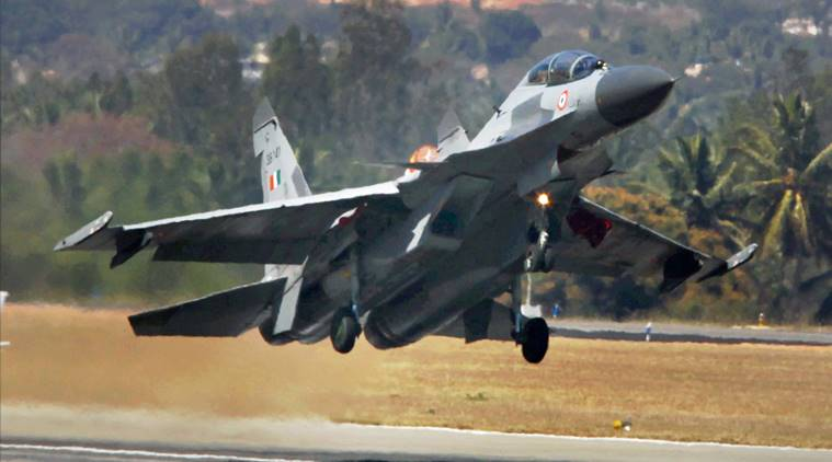 Wreckage of IAF's Missing Sukhoi-30 Aircraft Located in Assam