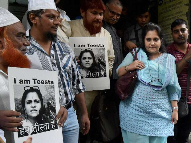 Teesta Setalvad, Javed Anand Granted Relief From Arrest