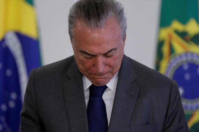 Brazil: President Temer Refuses to Resign in Face of Investigation