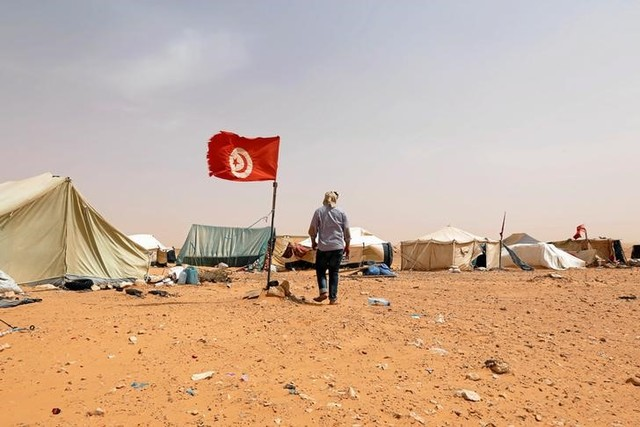 In Marginalised South Tunisia, Unrest Over Gas Tests Government