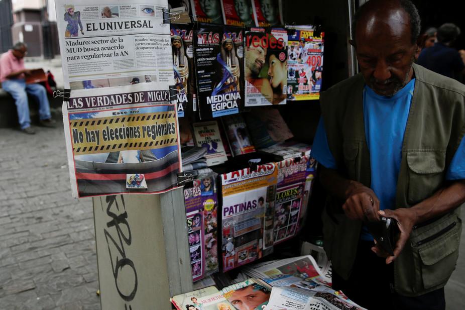 Venezuela Also Has a Fake News Problem