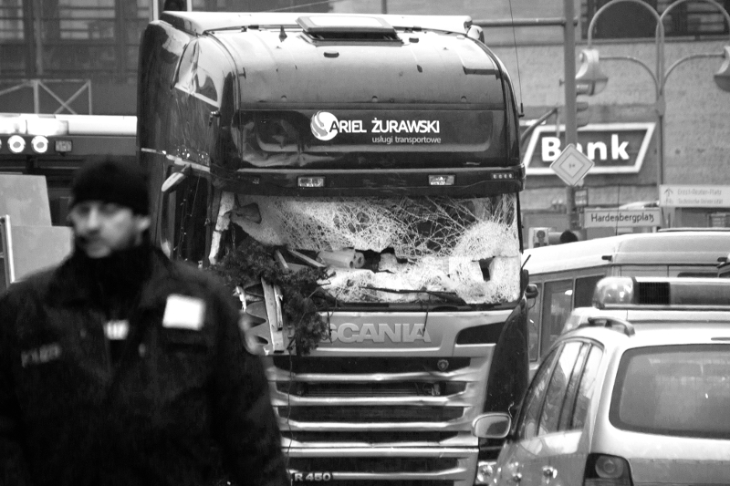 Why Ramming Vehicles Has Become the Attack of Choice for Terrorists
