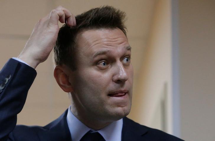 Court Rules Against Kremlin Critic Navalny