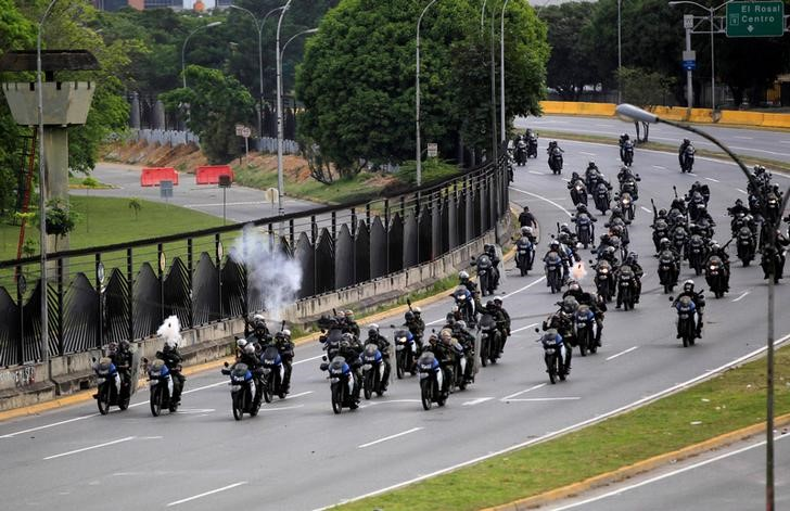 Venezuela: 14 Army Officers Were Imprisoned for Dissent at Beginning of Protests