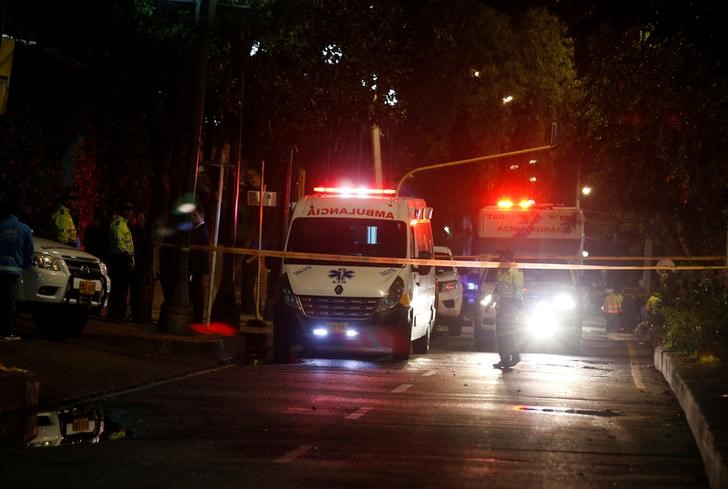 Colombia: Three Killed, Nine Injured in Bombing at Bogota Mall