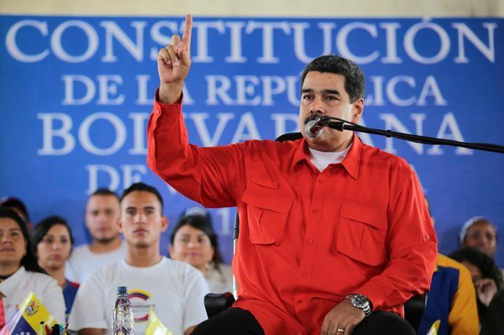 Venezuela President Maduro Slams Twitter After Accounts Blocked