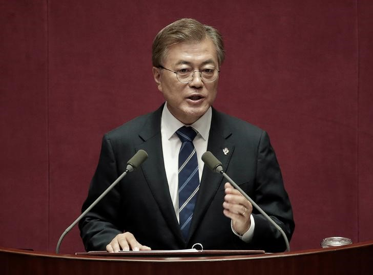 South Korea President Details Plans to Exit Nuclear Power