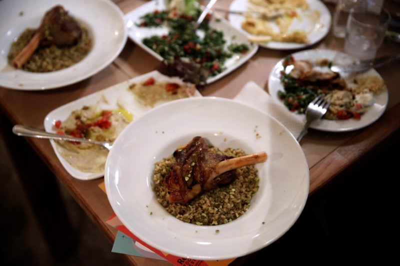 How a Refugee Brought the Tastes of Syria to the Kitchens of Greece