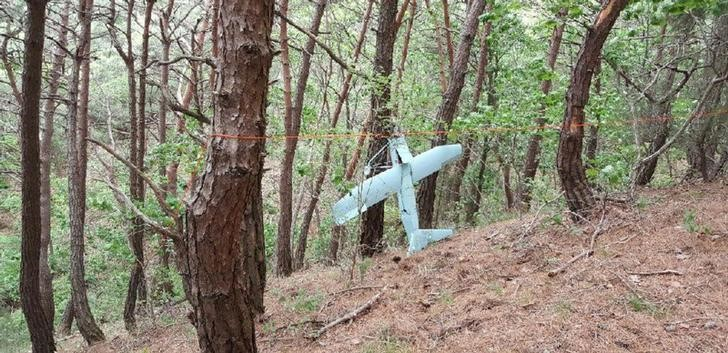 South Korea Confirms Rogue Drone Found in June Was From North Korea