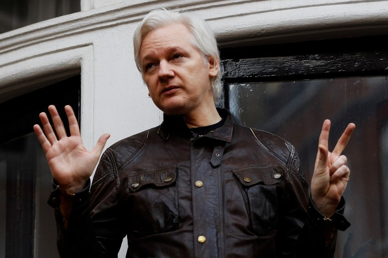 UK Wants to Resolve Julian Assange Standoff: Ecuador