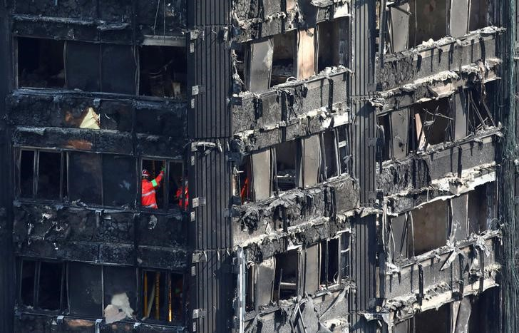 It May Take Until Next Year to Get Final Death Toll From London Blaze