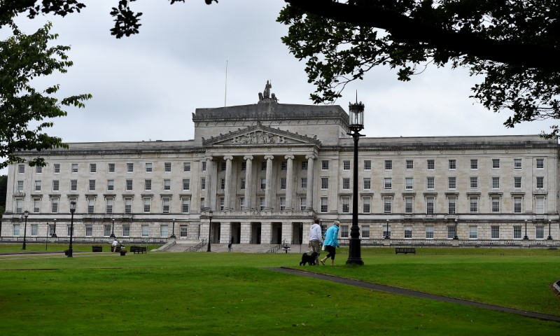 Northern Ireland Political Talks Deadlocked at the 11th Hour