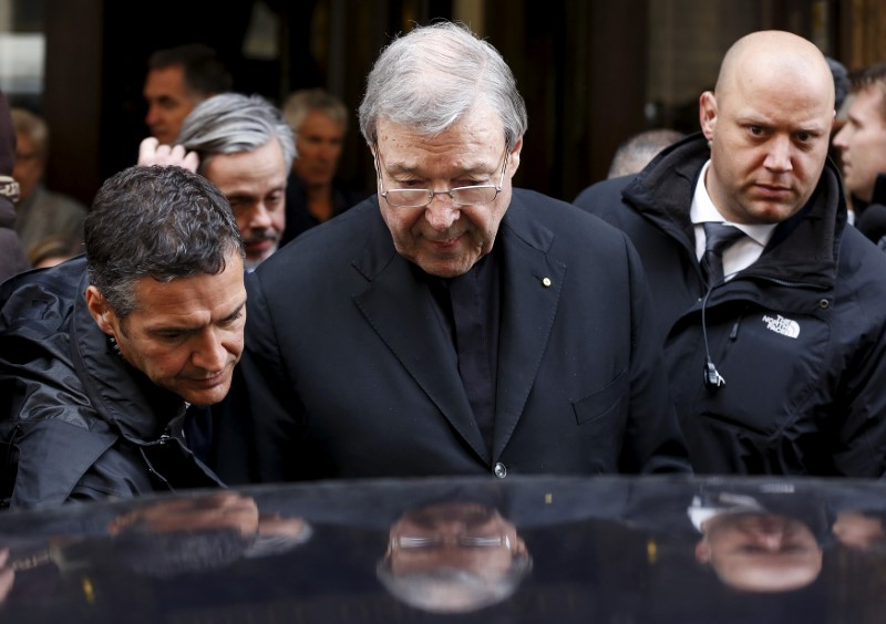 Top Papal Adviser Charged With Sexual Assault in Australia