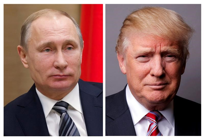 Trump and Putin to Hold Their First Official Meeting Next Week