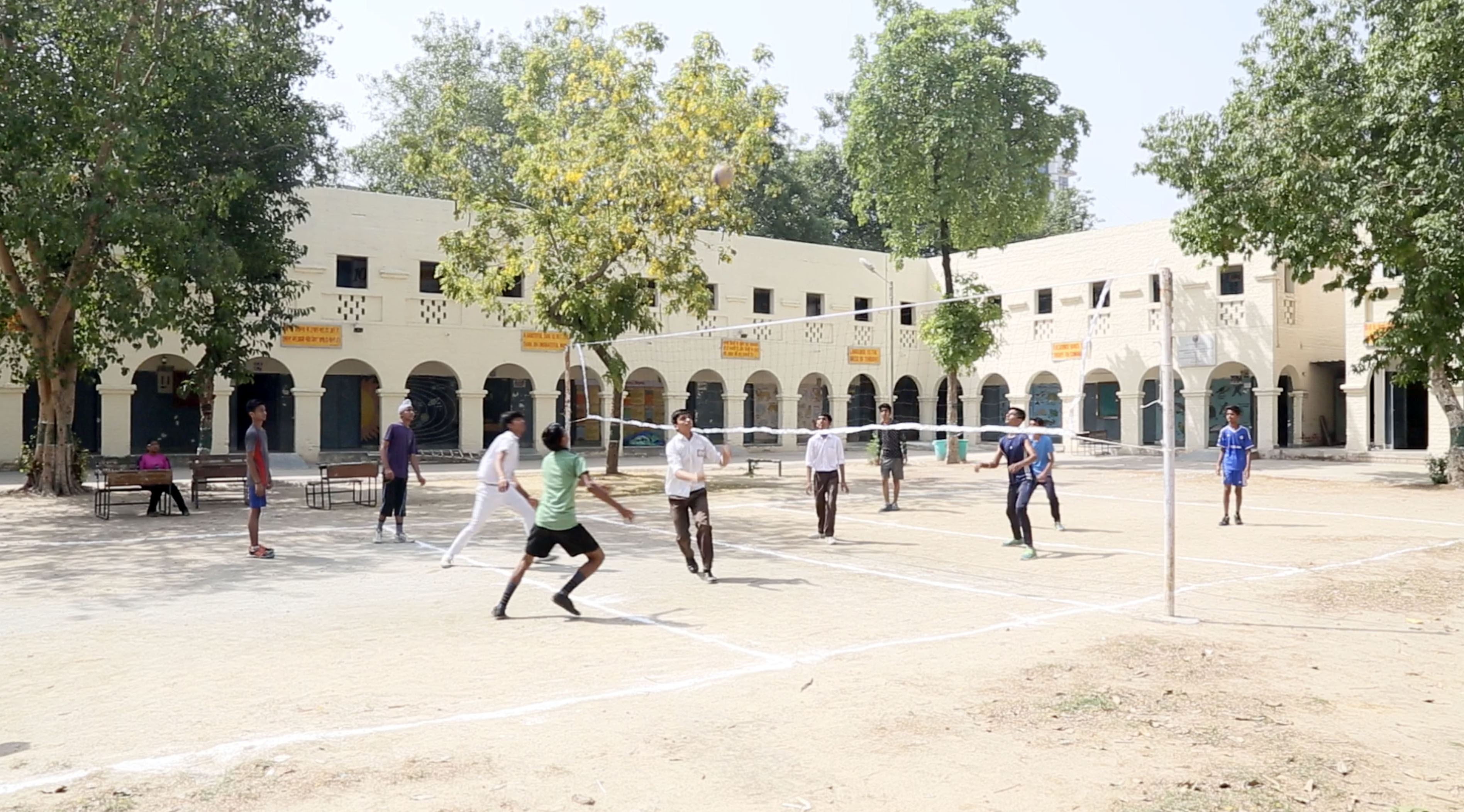 One of the schools The Wire visited. Credit: Ketan Krishna