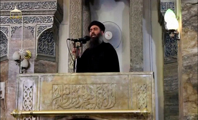 With a $25 Million Bounty on Him, ISIS Leader Is Living on the Run