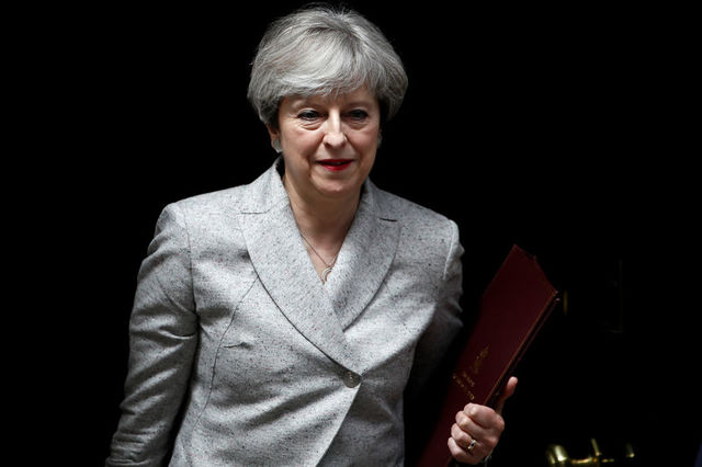 UK PM May Closer to Sealing Majority, but Battle Over Brexit Continues