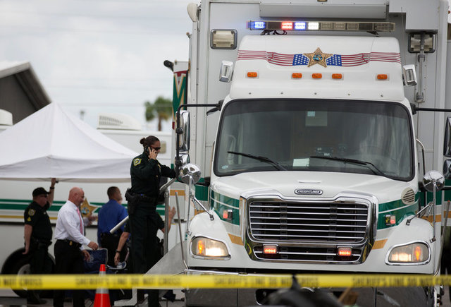 Fired Worker Shoots Five at Former Florida Workplace
