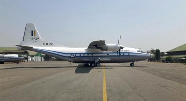 Search for Missing Myanmar Aircraft Yields Bodies, Debris