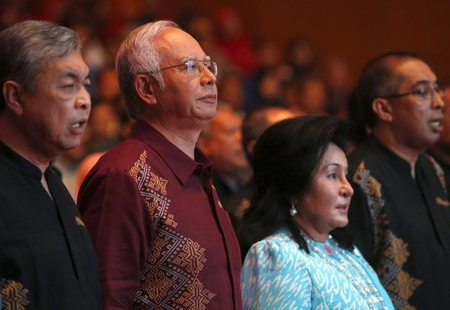 Malaysia's First Lady Linked to 1MDB Scandal