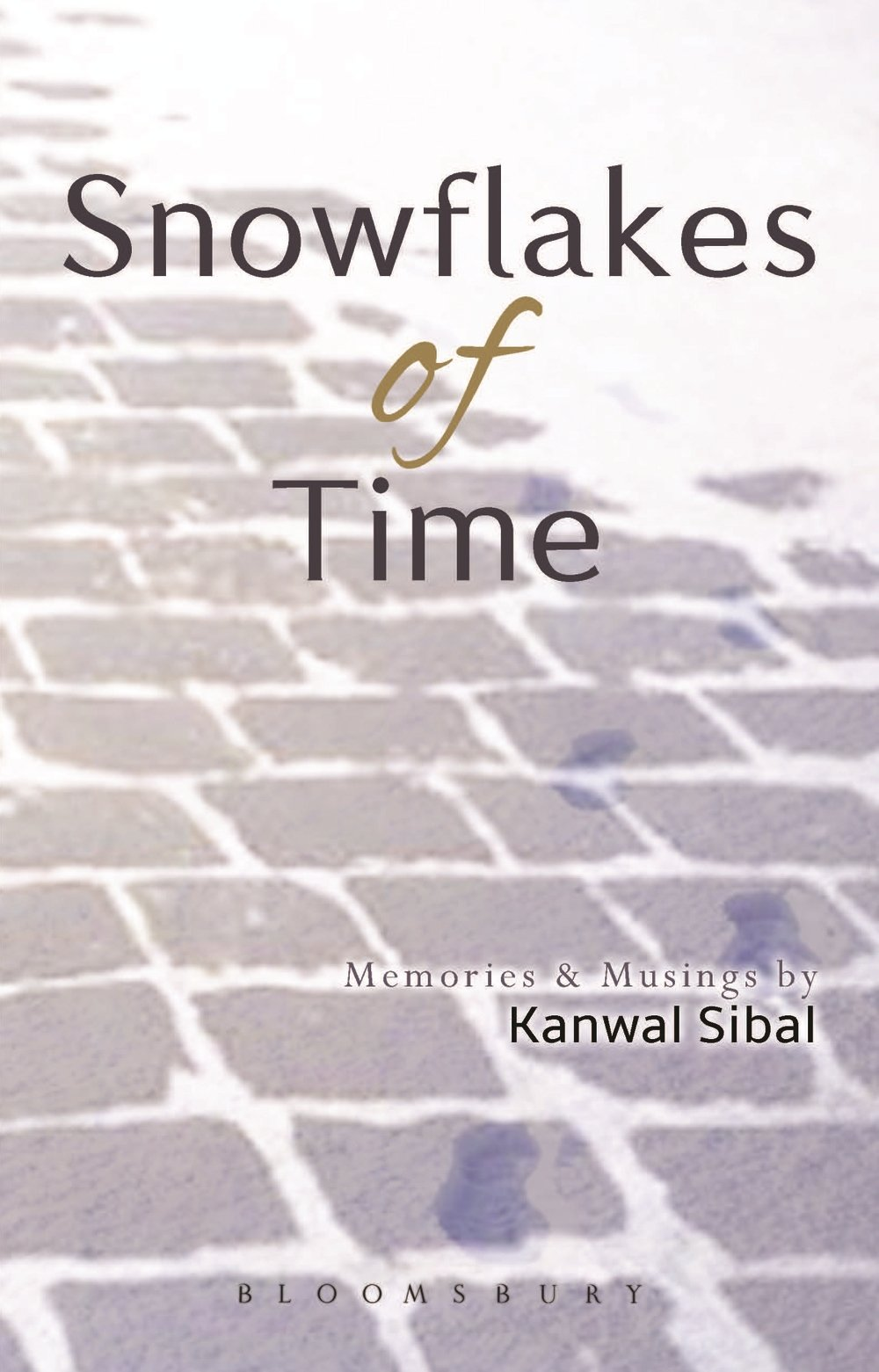Snowflakes of Time, Memories and Musings. Credit: Bloomsbury Publishing
