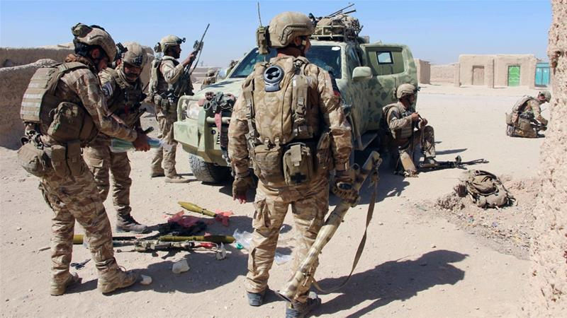 Afghan Soldiers Kill Three US Soldiers, Wounds One