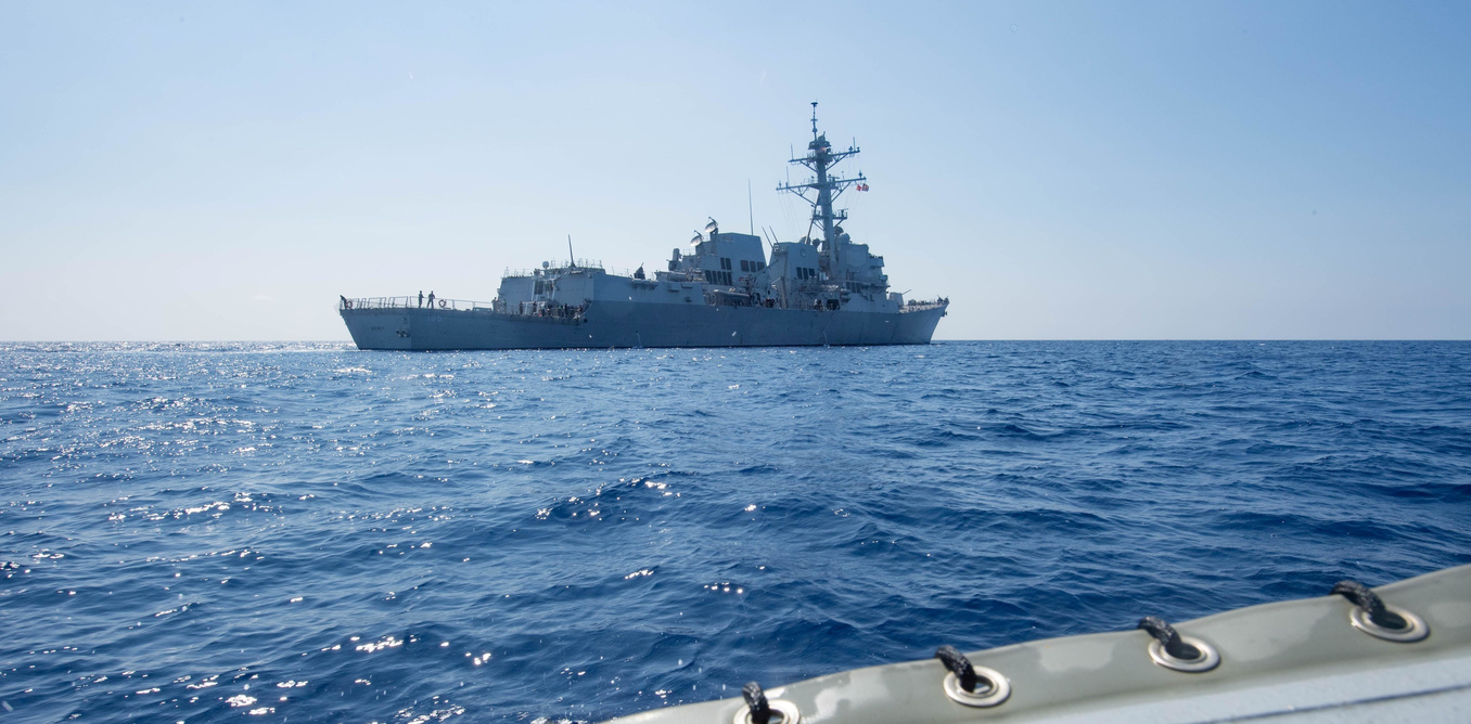 The Contentious International Waltz Over the South China Sea