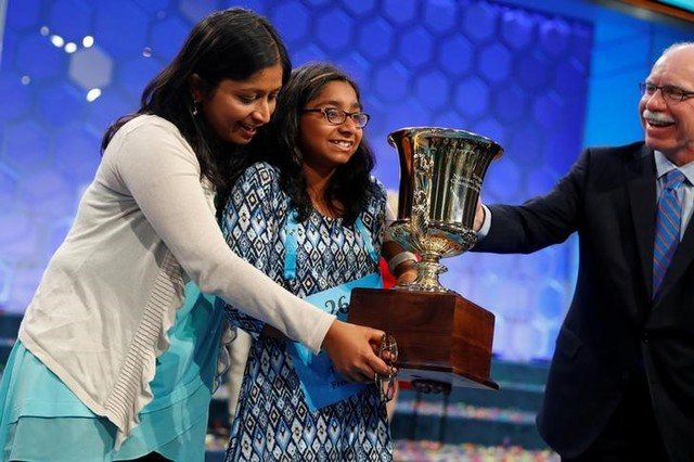Ananya Vinay Emerges Victor at 2017 US Scripps National Spelling Bee