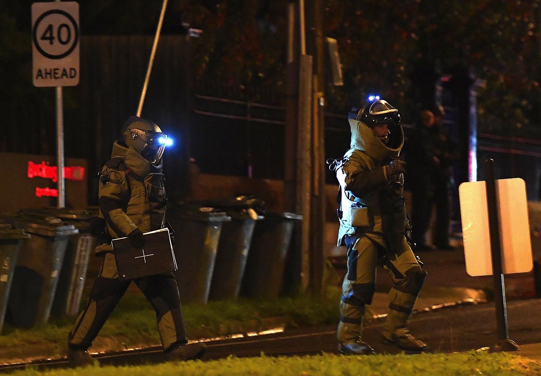 Australia Police Kill Gunman; ISIS Claims Responsibility
