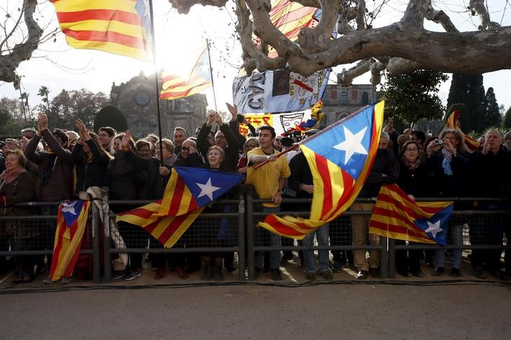 Catalonia to Hold October Plebiscite on Independence From Spain