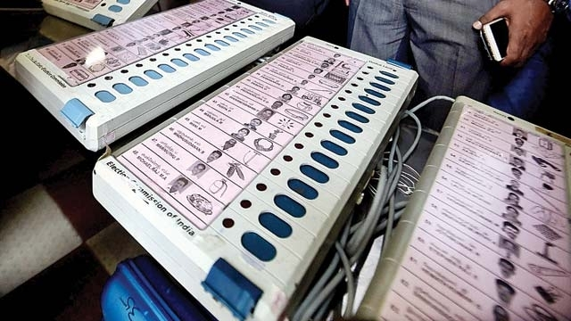 EC Defends Penal Provision If Complaint of Faulty EVMs, VVPAT Machines Proves False