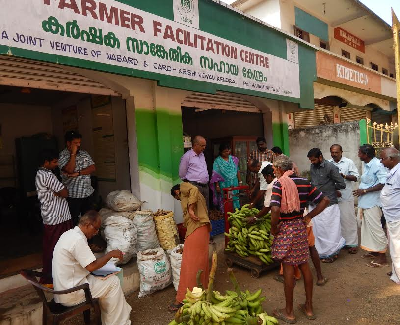 Farmer's Notebook: How a Kerala Farmer Facilitation Centre Is Ensuring Direct Marketing