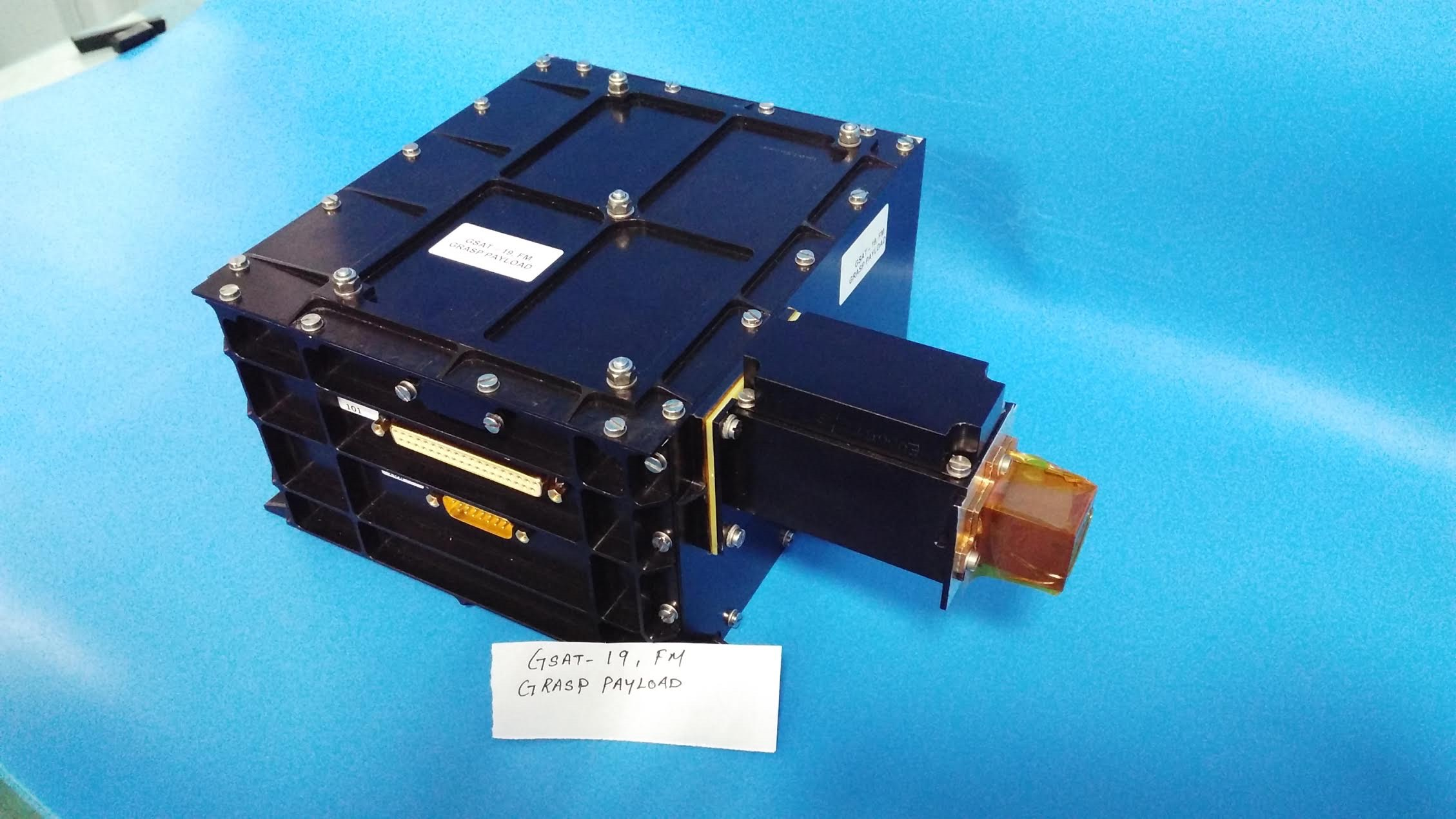 ISRO's Mk III Launched a Little-Known Instrument Called GRASP – This Is What It Does
