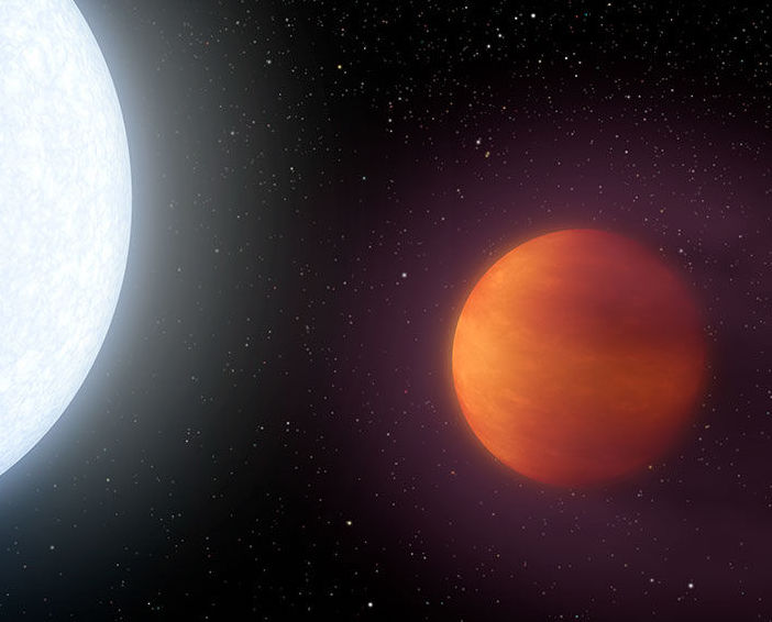 Scientists Find the Hottest Planet in the Universe (So Far)