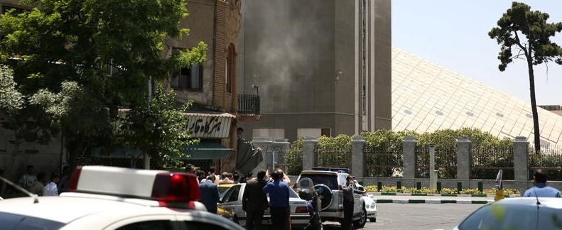 ISIS Attacks Iran Parliament, Khomeini Mausoleum in Tehran, Kills 12
