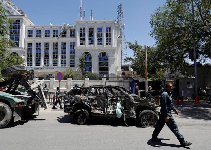 Taliban Warns Against Harming Prisoners Over Kabul Attack