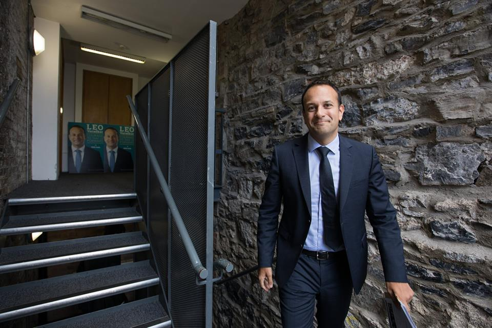 Leo Varadkar – Son of an Indian Immigrant Set to Become Ireland's Youngest PM