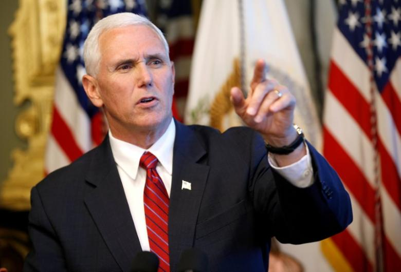 Paris Climate Deal Would Have Given India, China a Free Pass, Says Mike Pence