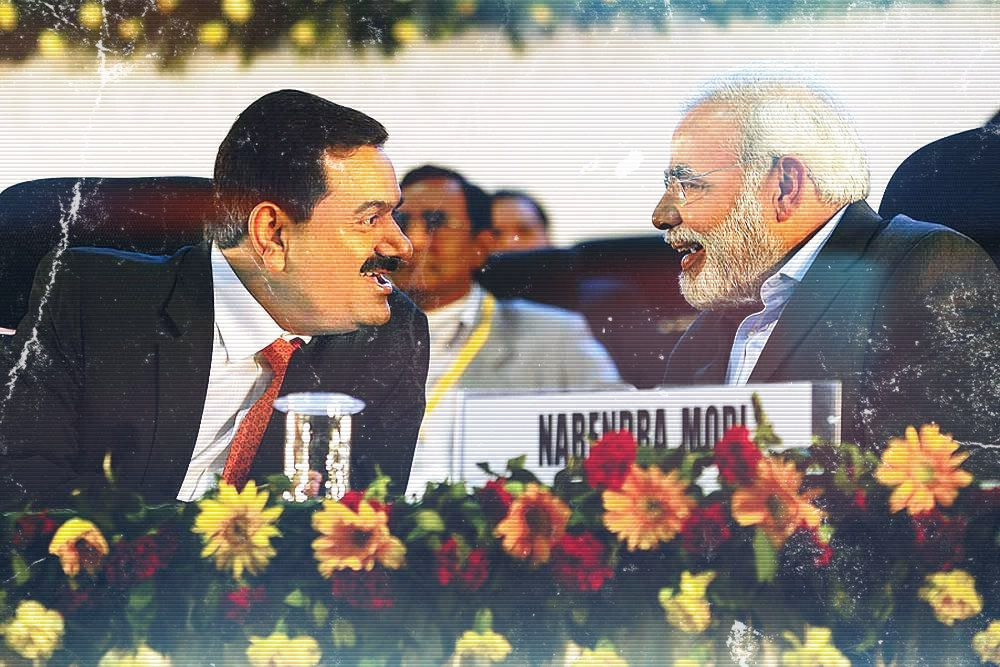 The Symbiotic Careers of Narendra Modi and Gautam Adani